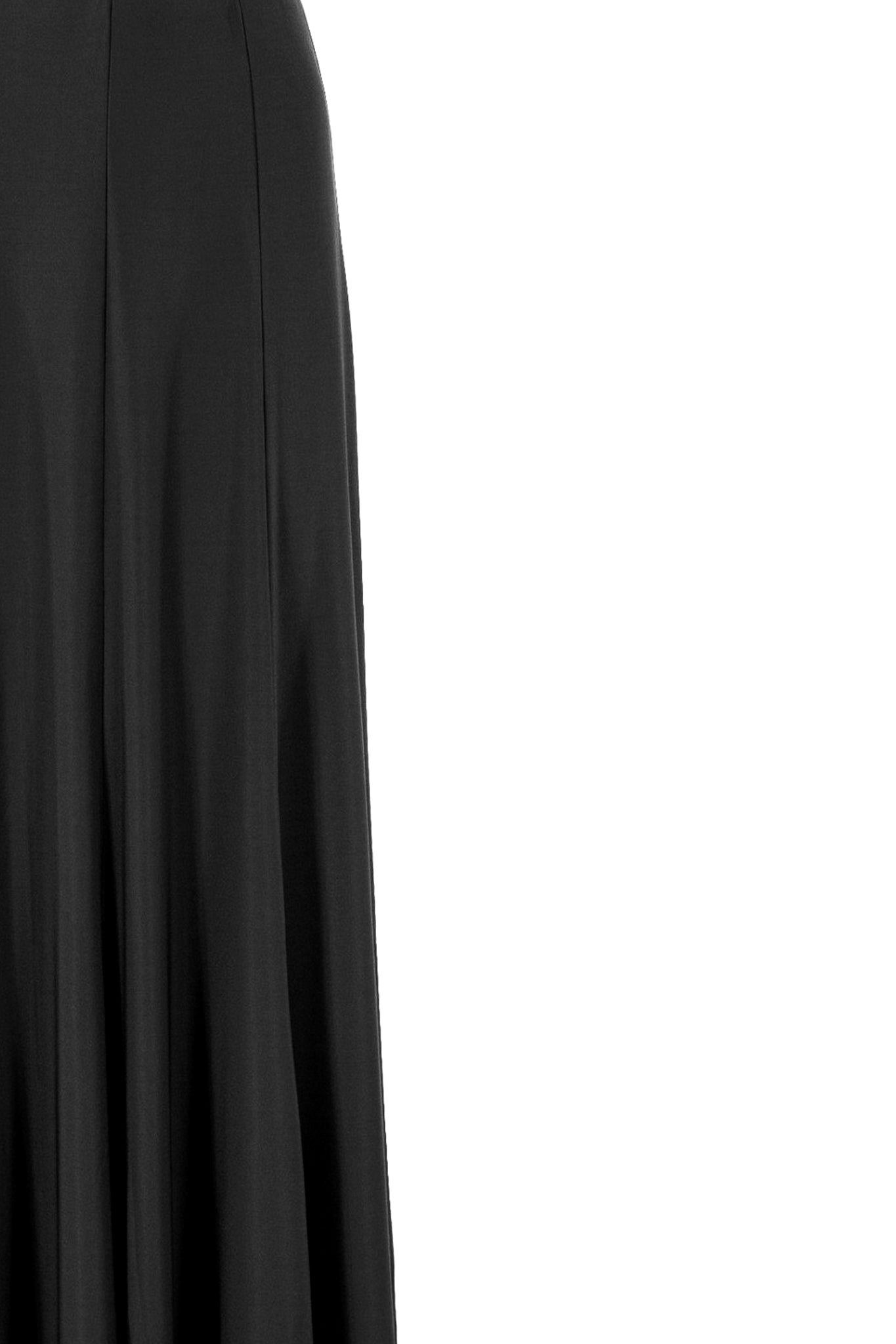 Plain Stretchable Skirt