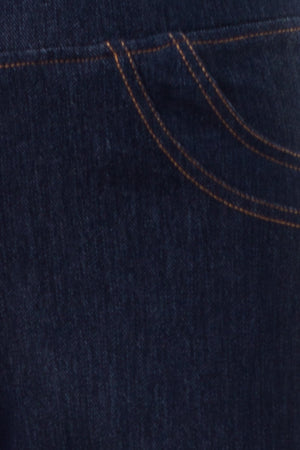 Denim Pant without Zipper