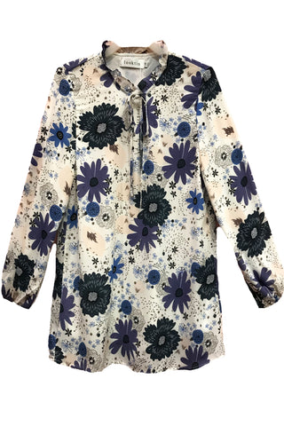 Dassy Floral Blouse