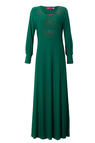 Embellished Beads Jubah
