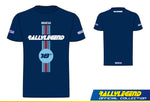 t shirt RL 18 blue