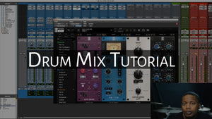 Drum Mixing Tutorial
