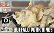 Load image into Gallery viewer, Pork Rinds, Buffalo