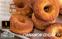 Load image into Gallery viewer, Cinnamon Sugar Donut (6 Donuts)