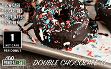 Load image into Gallery viewer, Donut, Double Chocolate  (6 Donuts) ** DAIRY FREE **