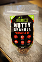 Load image into Gallery viewer, NUTTY Granola, 8oz BAG