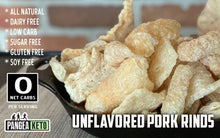 Load image into Gallery viewer, Pork Rinds, Plain