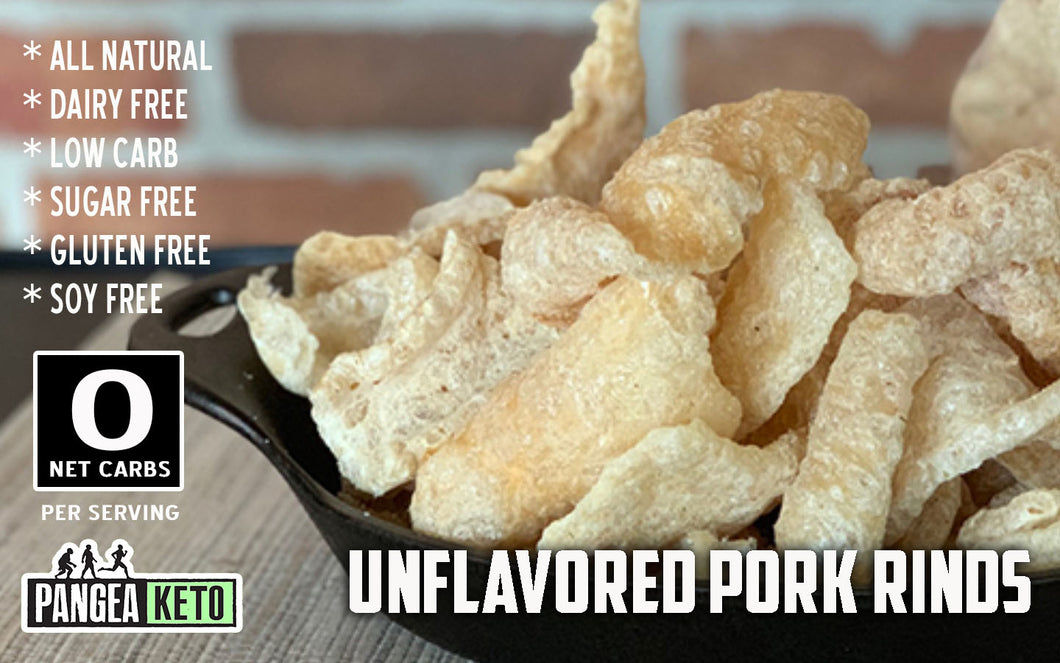 Pork Rinds, Plain