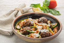 Load image into Gallery viewer, Meatball and Zoodles with Tomato Alfredo - FRZN