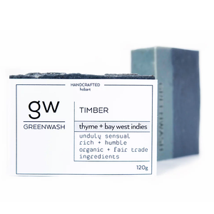 Timber Soap Bar