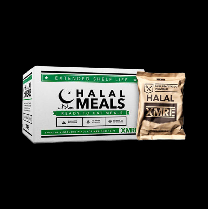 HALAL 1000 – CASE OF 12 FRH