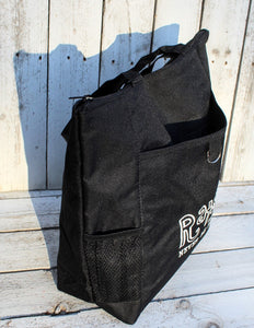 Genuine Ratsy's Store Black Reusable Bag with pockets!