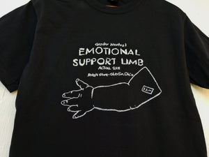 Emotional Support Limb T-shirt