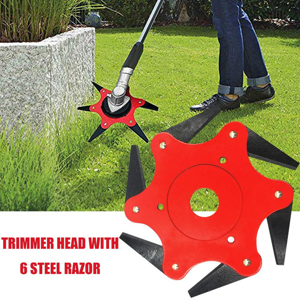 6 Blade Razors Trimmer Head