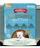 Missing Link® Smartmouth Dental Chews Large/X-Large Dogs/