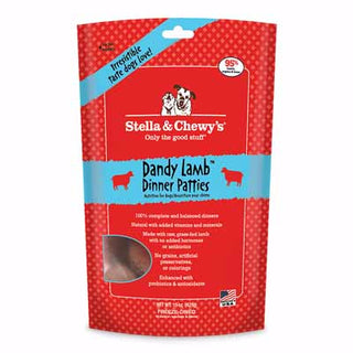 Stella & Chewy`s® Dandy Lamb™ Freeze-Dried Dinner Patties