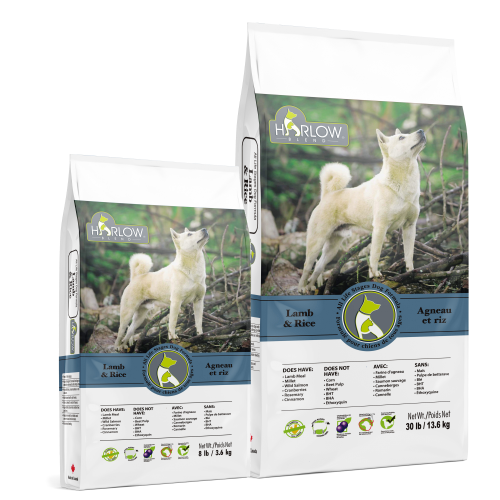 Harlow Blend All Life Stages Dog Formula Lamb & Rice