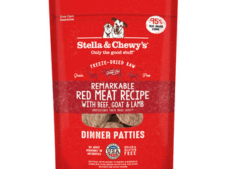 Stella & Chewy`s® Freeze Dried Red Meat Dinner Dog Food