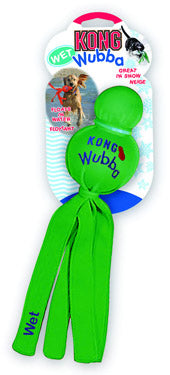 KONG ® Water Wubba™ Tug and Chase Dog Toy
