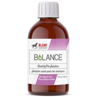 Balance -Raw Support For Dogs + Cats