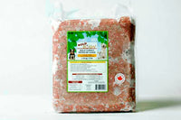 Bold Raw Turkey | Raw Dog Food | 5lb bulk vacuum bag