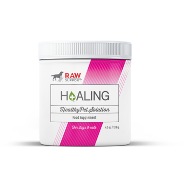 Healing -Raw Support For Dogs + Cats
