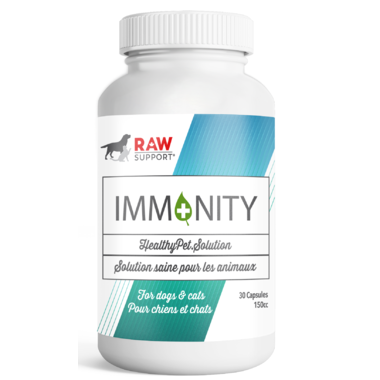 Immunity -Raw Support For Dogs + Cats