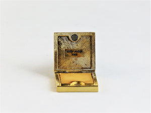 Estee Lauder Perfume Compact, Solid Perfume Compact, Tower, Beyond Paradise Solid Perfume