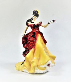 Royal Doulton Figurine, HN3703, 'Belle', Figure of the Year 1996