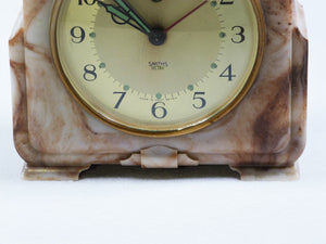 Bakelite Clock, 1940's Smiths Sectric Clock, Working, Home Decor
