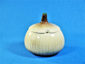 SylvaC Onion Face Pot, No 4756, Retro Kitchen Decor