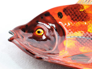 Anita Harris Fish Platter, Fantastic Large Serving Platter