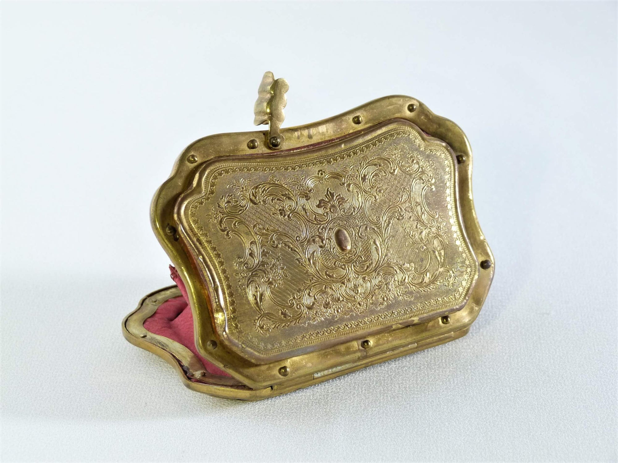 Victorian Ladies Purse, Small Coin Purse, Ladies Accessory