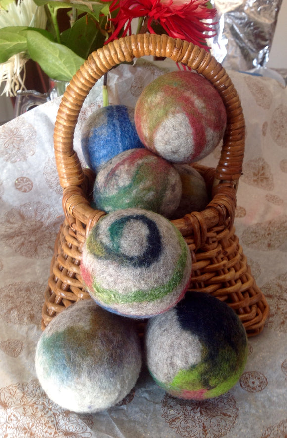 Wool Dryer Balls (3)