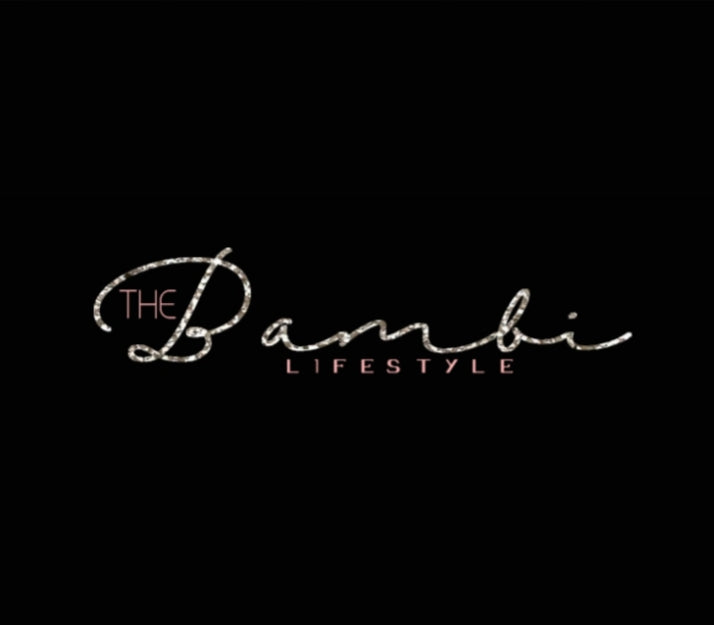 THE BAMBI LIFESTYLE LOGO TEE