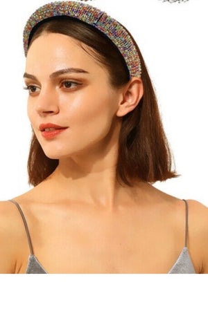 "THE BAMBI LIFESTYLE ""I'M A BIG DEAL"" HEADBAND"