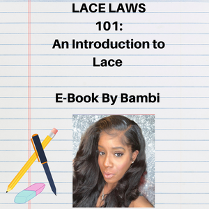 LACE LAWS 101: AN INTRODUCTION TO LACE E-Book