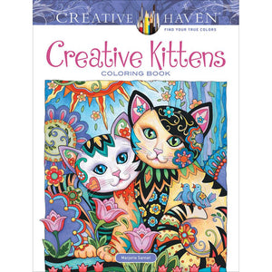 Creative Kittens - Creative Colouring Book