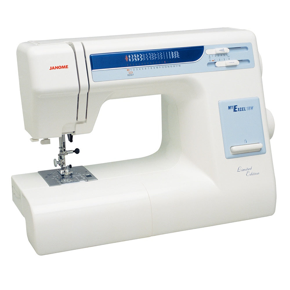 Janome MW3018 Limited Edition