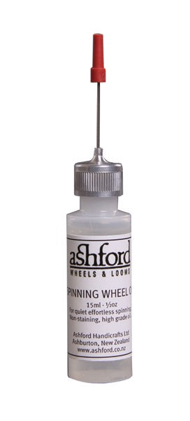Spinning Wheel Oil 15ml
