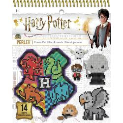Perler Harry Potter Fused Bead Pattern Pad