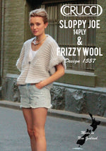 Load image into Gallery viewer, Knitting Pattern - Sloppy Joe 14 Ply