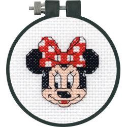 Counted Cross Stitch - Minnie Mouse
