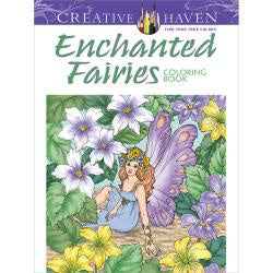 Enchanted Fairies - Colouring Book