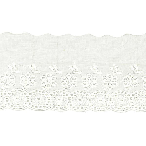 Cambric Lace 100mm