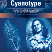 Jacquard Cyanotype: Pre-Treated Sheets