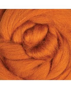 Corriedale Dyed Fibre (30 Micron) -100gm Pack