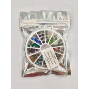 Swarovski Crystal Rainbow 12Colours - 36Pieces