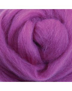 Merino Dyed Fibre (23 micron) 100gm Pack