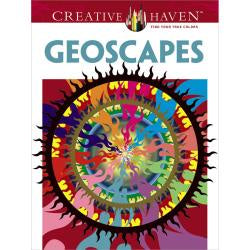 Geoscapes - Colouring Book
